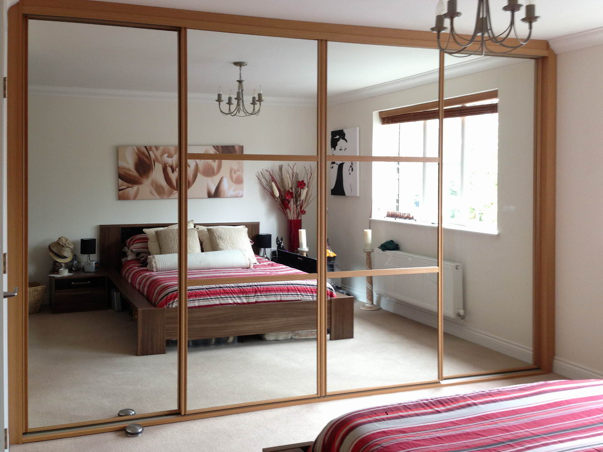 Sliding Mirror Wardrobes