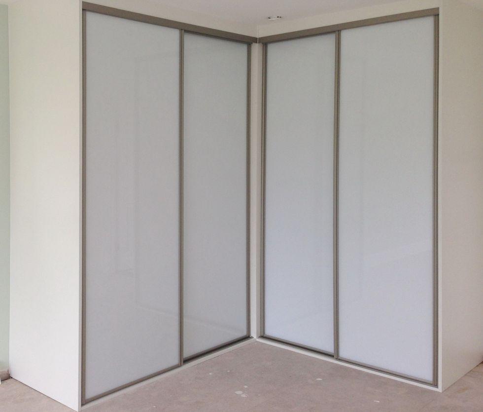 Corner Sliding Wardrobes