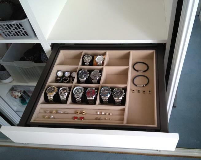 internal drawers for sliding wardrobes